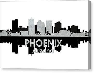 Phoenix Az 4 Canvas Print