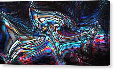 Phoenix Canvas Print by Richard Thomas