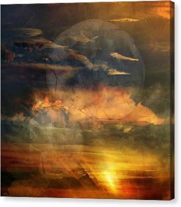 Phoenix Three Canvas Print