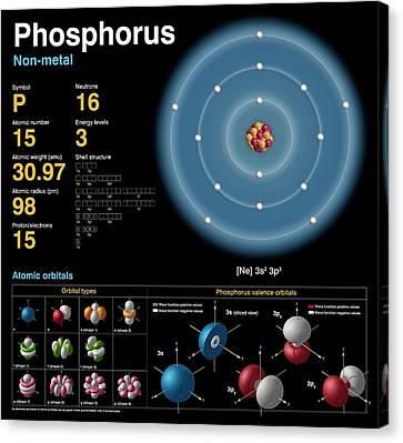 Phosphorus Canvas Print by Carlos Clarivan