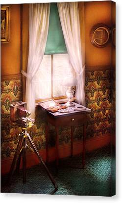 Photography - Creative Pursuits Canvas Print by Mike Savad
