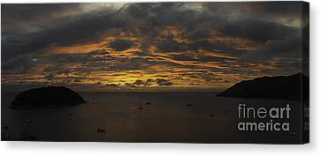 Phuket Sunset Canvas Print