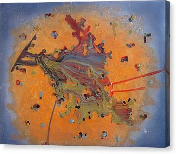 PI Canvas Print by Collette Bortolin