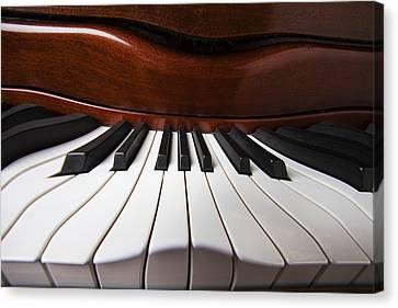 Piano Dreams Canvas Print