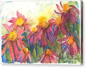 Pick Me Pick Me Canvas Print by Sherry Harradence