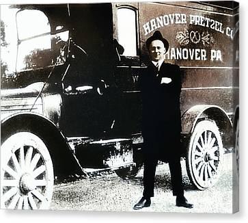 Picture 18 - New - Hanover Pretzel Canvas Print