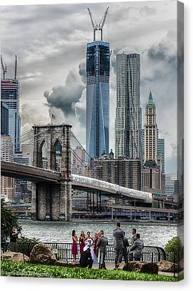 Canvas Print featuring the photograph Picture Perfect by Linda Karlin