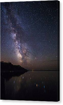 Pike Haven Canvas Print by Aaron J Groen