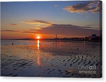 Pilgrim Monument Canvas Print