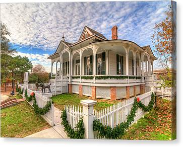 Pillot House Canvas Print by Tim Stanley