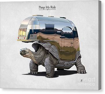 Pimp My Ride Canvas Print by Rob Snow