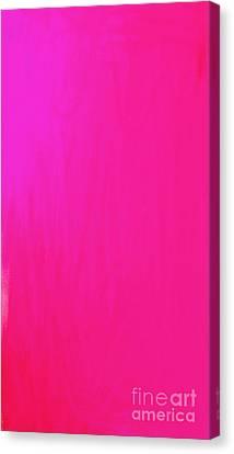 Pink Canvas Print by Anita Lewis