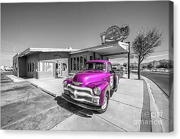 Pink D'z  Canvas Print by Rob Hawkins