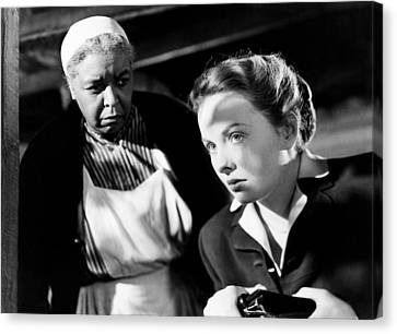 Pinky, From, Left, Ethel Waters, Jeanne Canvas Print by Everett
