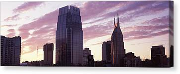 Pinnacle At Symphony Place Canvas Print
