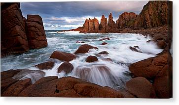 Pinnacle Morning Canvas Print