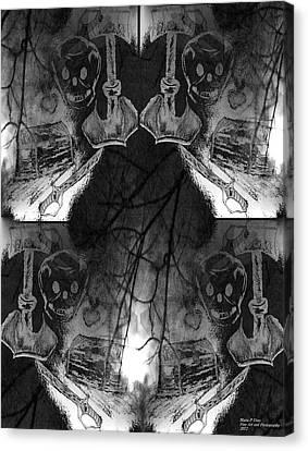 Pirate's Keepsake Canvas Print by Maria Urso