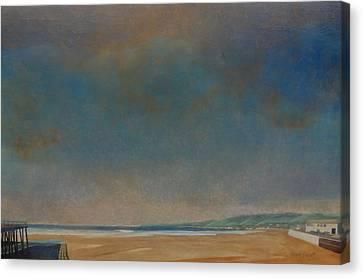 Pismo Beach Canvas Print