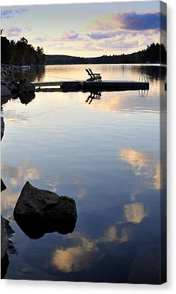 Place To Relax Canvas Print by Douglas Pike