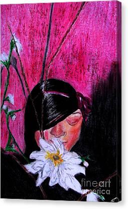 Plaisirs Belles Canvas Print