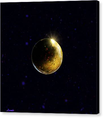 Planet Renatus Canvas Print