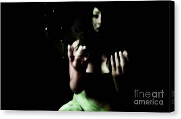 Canvas Print featuring the photograph Pleading by Jessica Shelton