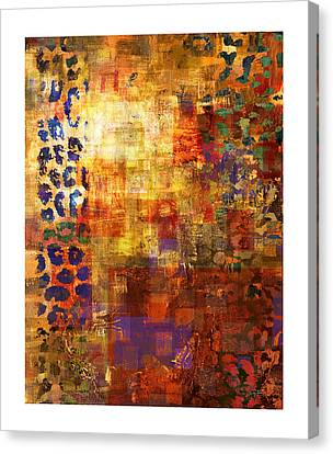 Pleased Beginnings 2 Canvas Print by Craig Tinder