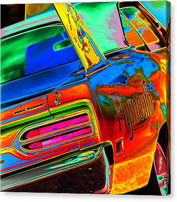 Plymouth Superbird Canvas Print by Gordon Dean II