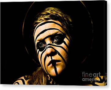 Canvas Print featuring the photograph Pm Cm03 by Kristen R Kennedy