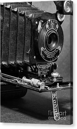 Pocket Kodak Canvas Print