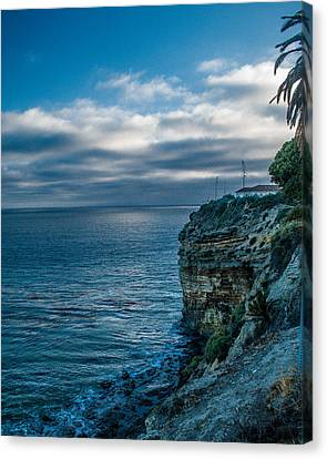 Point Fermin San Pedro Ca Canvas Print