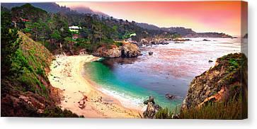 Point Lobos State Reserve Canvas Print by Emmanuel Panagiotakis