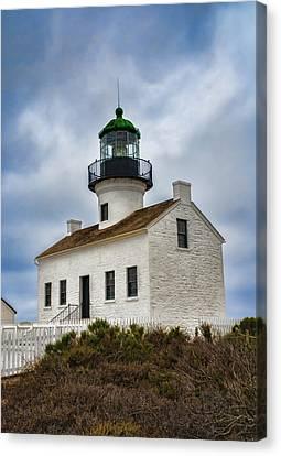 Point Loma Lighthouse Canvas Print