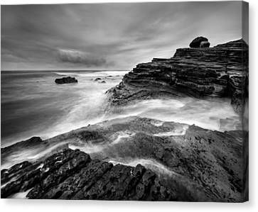 Point Loma Tide Pools Canvas Print