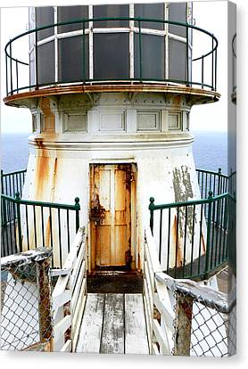 Point Reyes Historic Lighthouse Canvas Print