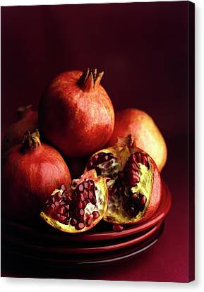 2000 Canvas Print - Pomegranates by Romulo Yanes