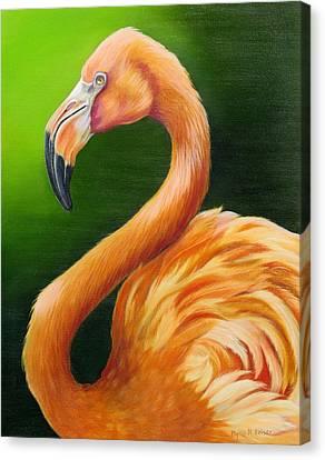 Pompous Canvas Print