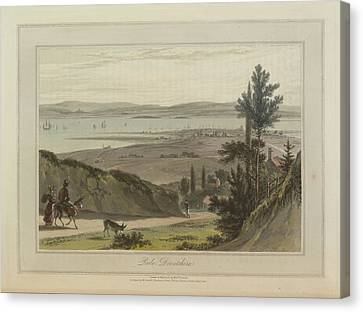 Poole Canvas Print by British Library