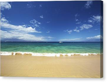 Poolenalena Beach Park Canvas Print by Kicka Witte