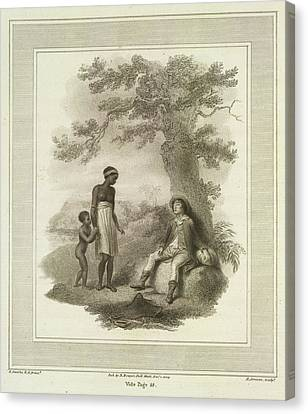 Poor White Man Canvas Print by British Library
