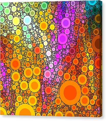 Pop-10-a Canvas Print by RochVanh