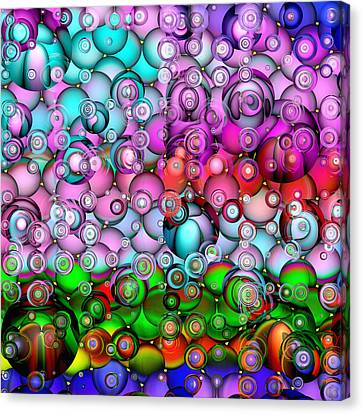 Pop Canvas Print by Wendy J St Christopher