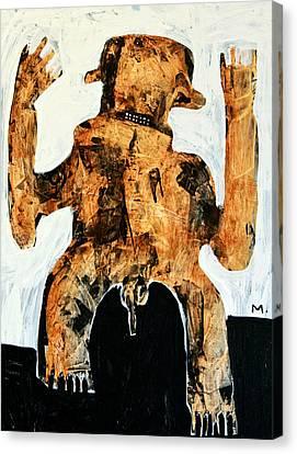 Populus No. 3 Canvas Print by Mark M  Mellon