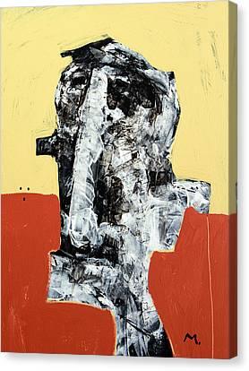 Populus No. 6 Canvas Print by Mark M  Mellon