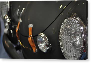 Porche Carrera Canvas Print by Ronda Broatch