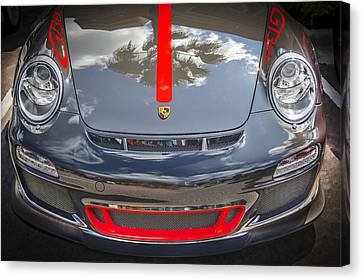 Porsche 2010 911 Gt3 Rs 3.8 Canvas Print