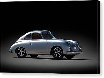 Porsche 356 Outlaw Canvas Print