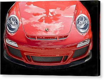 Porsche 911 Gt3 Rs 4.0 Canvas Print