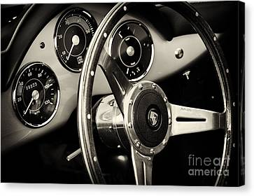 Porsche Speedster Canvas Print by Tim Gainey