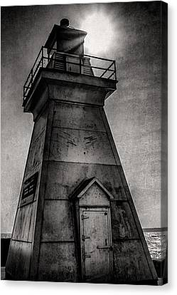 Port Dover Lighthouse Canvas Print